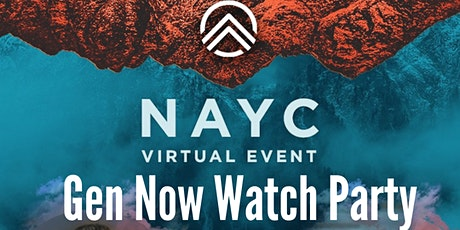 Gen Now NAYC Watch Party tickets