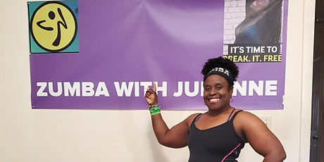 Zumba with Julienne tickets