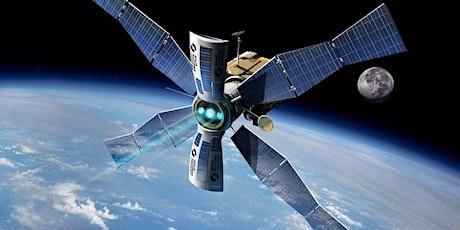 Fighting bushifres from space, with Dr. Marta Yebra biglietti