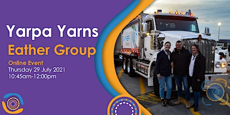 Yarpa Yarns with Eather Group tickets