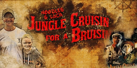 Jungle Cruisin for a Bruisin - Jungle Cruise Fundraiser Screening tickets