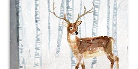 Oh Deer Painting Workshop tickets