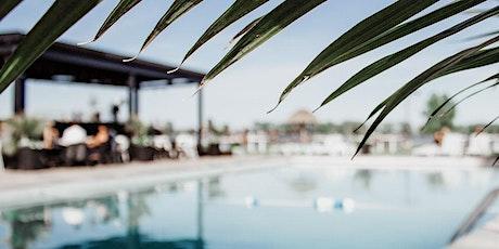 Accès à la piscine billets