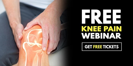Free Webinar: Non-Surgical Knee Pain Relief Event - Chattanooga, TN tickets