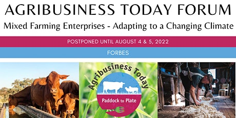 Agribusiness Today Forum 2022 tickets