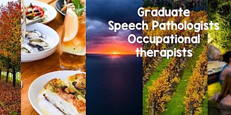 New Graduate OT and Speech Pathologist Information Evening tickets