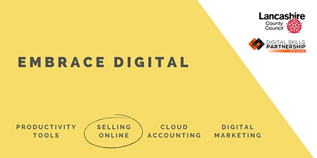 Selling on Amazon - What You Need to Know | Embrace Digital (Lancashire) tickets