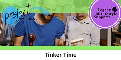 After School Activity –  Tinker Time