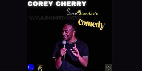 Corey Cherry Presents YA'LL DON'T KNOW COMEDY tickets