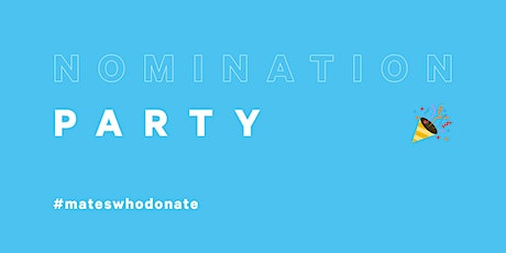 Meridian Nomination Party 2021 tickets