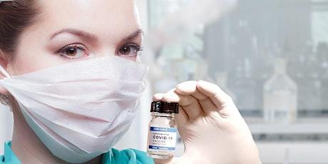 COVID Vaccination Talk - Japanese コロナワクチンに関するオンラインセミナー  (日本語対応) tickets