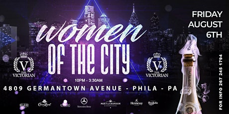 Women Of The City tickets