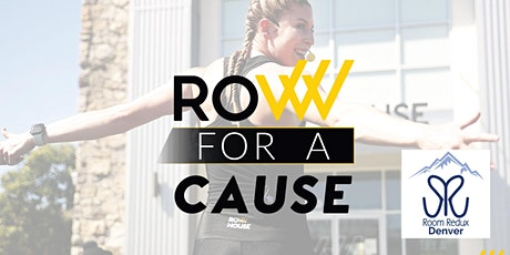 Row for a Cause - Room Redux Denver tickets