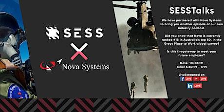 SESSTalk - An Episode with Nova systems tickets