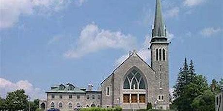 Messe du dimanche 1 août  2021 billets