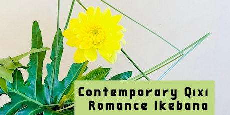 Contemporary Qixi Romance With Ikebana tickets