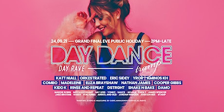 Tramp Day Dance - Grand Final Public Holiday Eve (New Date Nov 20th) tickets