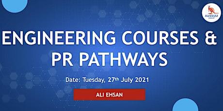 Engineering Courses & PR Pathways tickets