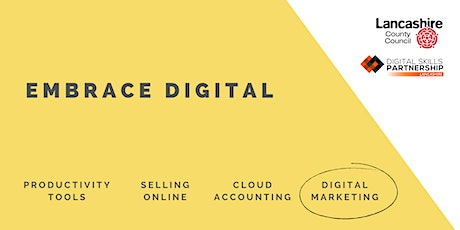 Get Started with MailChimp  Embrace Digital (Lancashire) tickets