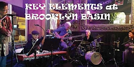 KEY ELEMENTS Latin Jazz Ensemble: live at Rocky's in Brooklyn Basin tickets