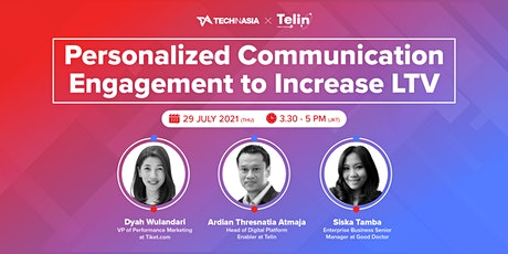 Personalized Communication Engagement to increase LTV tickets