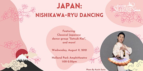 Surrey Voices: Japanese Art, Dancing, and Music tickets