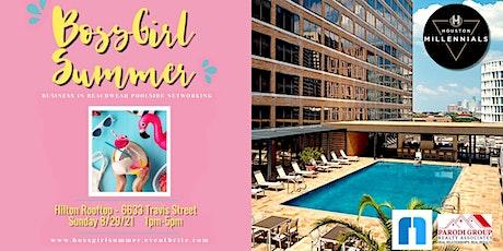 Boss Girl Summer - A Business in Beachwear Poolside Networking tickets