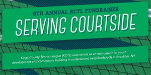 Serving Courtside: Kings County Tennis League Sixth...