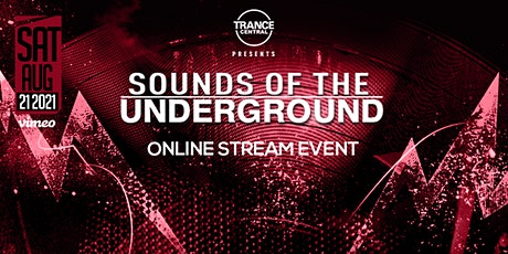 Sounds Of The Underground - Online Event 3 tickets
