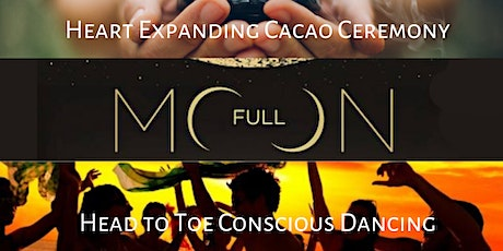 Full Moon Cacao + Dance Party tickets