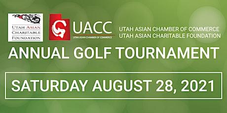 UACC Golf Tournament 2021 tickets