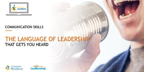Reconnect and Recover through Strong Leadership - Session 3 tickets