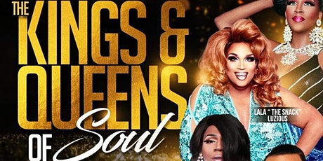 THE KINGS and QUEENS of SOUL tickets