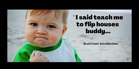 Start Investing in REAL ESTATE...an Orientation tickets
