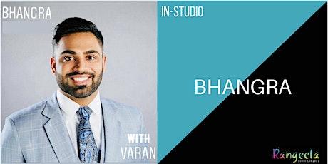 In-Studio Bhangra with Varan tickets