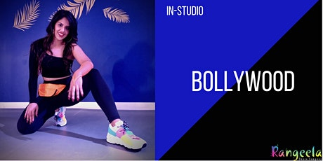 In-Studio Bollywood Dance Workshop With Anam tickets