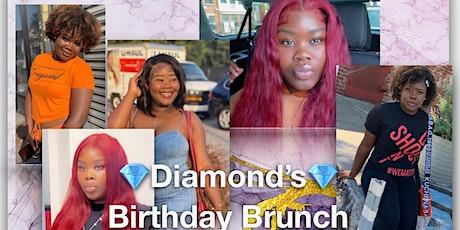 Diamond's all White Birthday Celebration tickets