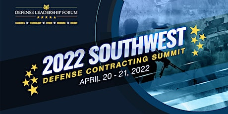 2022 Southwest Defense Contracting Summit tickets