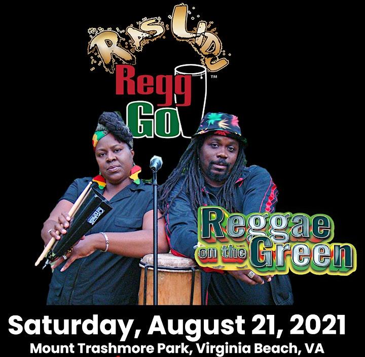 Reggae on the Green Festival image