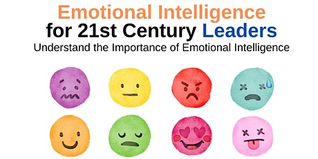 Emotional Intelligence for 21st Century Leaders tickets