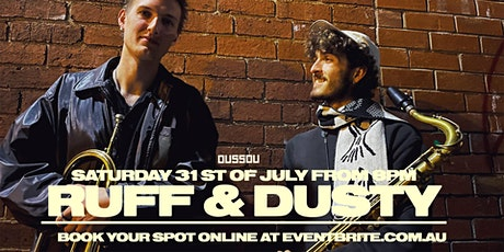 Ruff & Dusty -  Live Music +  Dining Experience tickets