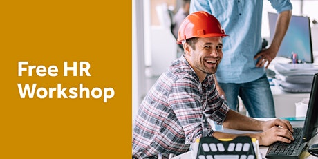 Free HR Workshop: Setting up your Business for Success in 2021 - Grey Lynn tickets