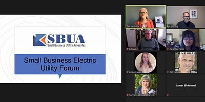Small Business Electric Utility Forum