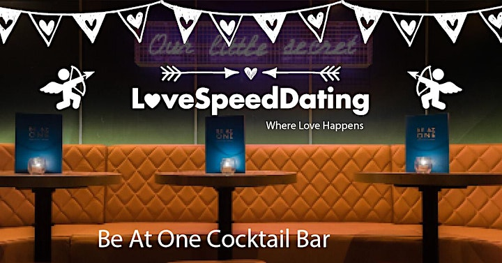 Speed Dating Singles Night Ages 30's and 40's image
