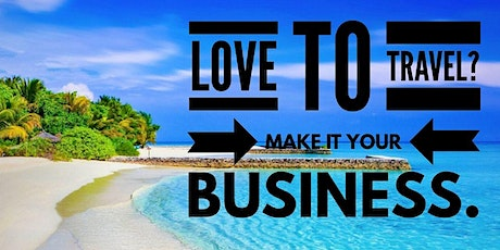 Become A Home-Based Travel Agent (Highland Park) No Experience Necessary tickets