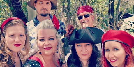 Whiskey Boat House Concert - celebrating talk like a pirate day! tickets