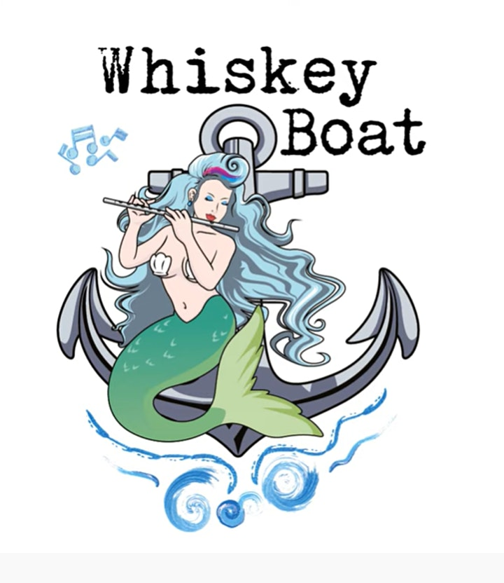 Whiskey Boat House Concert - celebrating talk like a pirate day! image