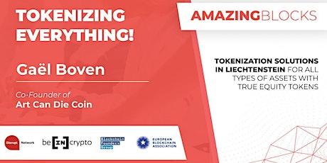 Tokenizing Everything! Episode #38 (Podcast) tickets