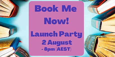 Book Me Now! Launch Party tickets