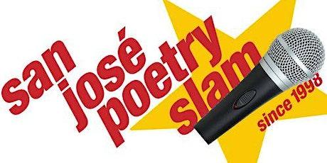 San José Poetry Slam Zoom Edition featuring Deonte Osayande! tickets